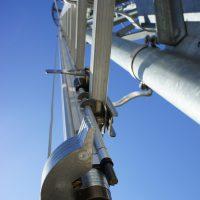 Vertikales Fallschutsystem VERTIRAIL VERTIC