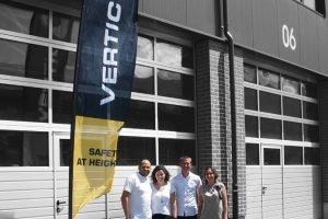 Neue VERTICs Tochterunternehmen in Schweiz!